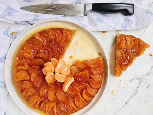 Tarte Tatin Tangerine