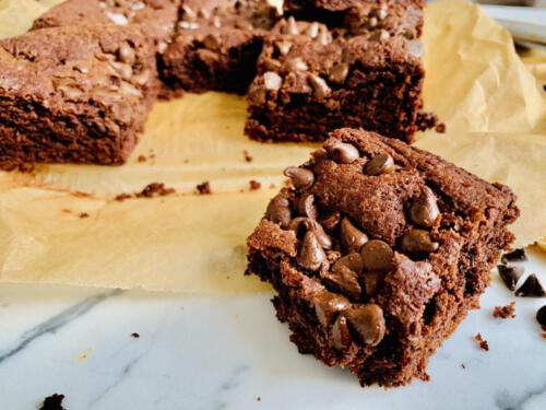 Basic brownie
